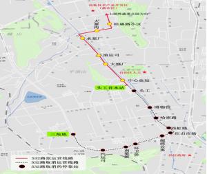 乌鲁木齐公交2019年第四次调整方案公示